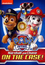 Paw Patrol: Marshall & Chase on the Case, New DVDs