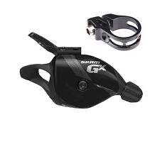 SRAM GX - 10 Speed Right Trigger Shifter-con morsetto DISCRETO-Nero