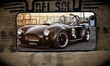 Custom Vintage Shelby Cobra 6 6S + Custom Case