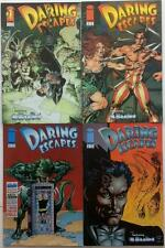 Daring Escapes #1 to #4 complete series (1998 Image)