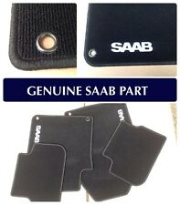 Genuine Saab 9-3 Convertible MAT Set - 2003 -2012 - 12825835 BRAND NEW