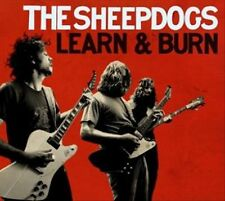Learn & Burn [Bonus CD] [Bonus Tracks] by The Sheepdogs (CD, Sep-2011, WEA...