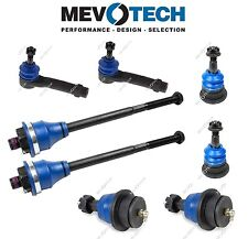 Cadillac Escalade Chevy GMC Truck 8pc Complete Front End Susupension Mevotech
