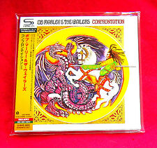 BOB MARLEY CONFRONTATION JAPAN SHM MINI LP CD UICY-94598 NEW