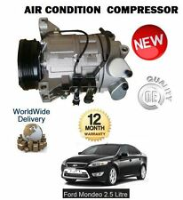 FOR FORD MONDEO 2.5 + S MAX ST 220BHP 2007-  AC AIR CON CONDITIONING COMPRESSOR
