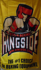 RINGSIDE BOXING EQUIPMENT BANNER