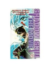 VHS Video Kassette SHADOW SKILL THE MOVIE Film ANIME Manga ACTION Fantasy ♥w NEU