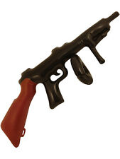 Inflatable Tommy Gun 80cm Blow Up Fancy Dress Bugsy Malone Gangster Toy 1920's