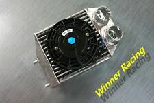 "5"" CORE INTERCOOLER & 80W ELECTRIC FAN RENAULT SUPER 5 GT TURBO 1985-1991 1986"