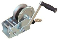 "TRAILER WINCH MANUAL 3000# LOAD WITH 2"" X 25' STRAP SEACHOICE 52261"