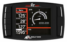 BULLY DOG TRIPLE GT GAUGE / TUNER CHEVY GM FORD DODGE TRUCK GAS GASOLINE - 40410