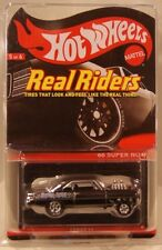 2012 Hot Wheels HWC/RLC Series 11 Real Riders '66 Super Nova Gasser 4000 Made