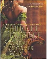 Scandal Becomes Her, Busbee, Shirlee, Good Book