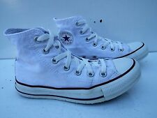 Unisex Converse All Star High Tops Chuck Taylor White Trainers UK4 EU36.5