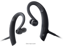 Sony MDR-XB80BS Stereo Bluetooth Headset EXTRA BASS / BLACK / $149.99