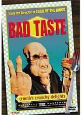 BAD TASTE (1987) DVD (Sealed) ~ Peter Jackson