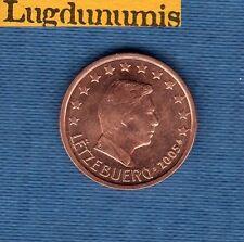 Luxembourg 2005 - 2 centimes d'Euro - Pièce neuve de rouleau - Luxembourg