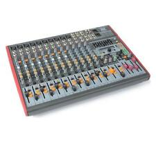 16 CANAL STAGE PA STAGE MIXER MUSICIAN STUDIO RECORDING MIXER USB DSP MP3