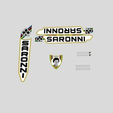Saronni Bicycle Decals, Transfers, Stickers n.02