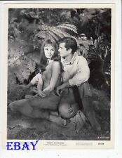 Audrey Hepburn Tony Perkins VINTAGE Photo Green Mansions
