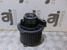 MG ZT 2.5 PETROL 2002 HEATER BLOWER MOTOR 0130101122 BOSCH