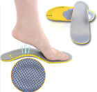 DR UK Premium Durable Pro Orthotic Shoes Insoles Inserts High Arch Support Pad