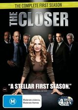 The Closer : Season 1, 4 DVD Set, As New, R 4, Fast & Cheap Post...1631