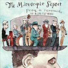 MICROSCOPIC SEPTET-Friday The 13Th: The Micros Pl CD NEW