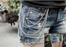 New Fashion simple silver leg chain, body chain jewelry, easily fastened.. (L11)