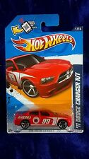Hot Wheels '11 Dodge Charger R/T  Red HW Main Street '12 Diecast Free Shipping