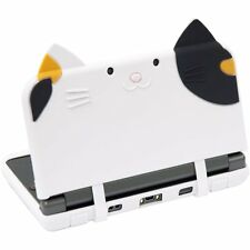 Cyber NEW 3DS XL LL Cat Neko Nyan DX Nintendo XL Silicon Hard Case Cover - Mike