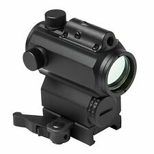 "VISM 1.7""H 30MM MICRO BLUE & RED DOT REFLEX OPTIC & GREEN LASER"