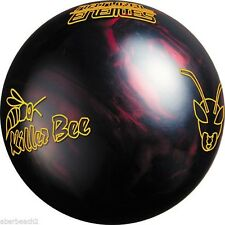 Overseas Release: Natural Enemies Killer Bee Bowling Ball 14lb USBC Approved