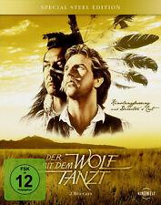 Der mit dem Wolf tanzt - Steelbook (Kevin Costner) 2-Disc          Blu-ray   214