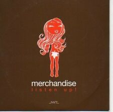 (558C) Merchandise, Listen Up! - DJ CD