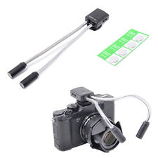 ILLUMINATORE Macro LED per Canon EOS 650D 700D 100D 5D 7D Flash Lamp Light 2M