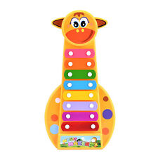 Kid Baby Musical Instrument 8-Note Xylophone Toy Education Wisdom Development 1