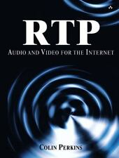 RTP: Audio and Video for the Internet by Colin Perkins