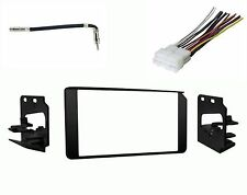 Metra 95-3003G Double DIN Stereo Installation Dash Kit Chevy GMC Cadillac Set