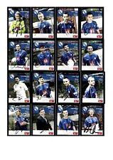 Autogrammkartensatz VFL Bochum 2007-08 37 Karten Original Signiert(224)