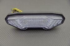 Feu arrière clair clignotant intégré tail light yamaha MT09 MT-09 Tracer 2015 16
