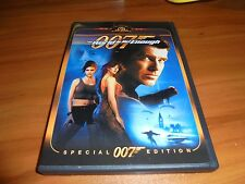 The World Is Not Enough (DVD Widescreen 2000) Pierce Brosnan James Bond Used 007