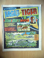 COMIC- EAGLE & TIGER- DAN DARE PILOT OF THE FUTURE,  No.161, 20 APRIL 1985