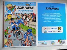 Jommeke De rondekoning   reclamealbum 2015