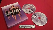 SEX AND THE CITY INTEGRALE SAISON 1  /  SERIE TV / 2 DVD VIDEO PAL
