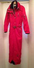 METROPOLIS Sport Women's Red Insulated Ski Snow Suit Size 6
