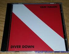 "VAN HALEN  ""Diver Down""  2015 Remaster  NEW   (CD, 1982/2015)"