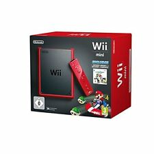 Nintendo Wii Mini Mario Kart Selects Bundle Very Good 5Z