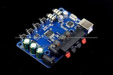 HIFI 20Wx2 USB Pure Digital Stereo Audio Amplifier Board USB Sound Card / DAC PC