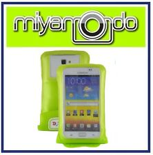 DiCAPac WP-C2 (Green) Waterproof Case for Samsung Galaxy/Note II/S3